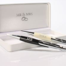 Amore Set of 2 Mr & Mrs Pens