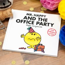 Mr Men : Mr Happy And The Office Party Book