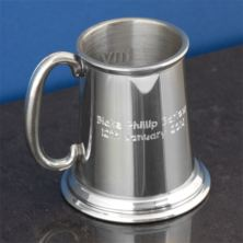 My First Tankard Engraved