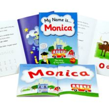 My Name is... Personalised Story Book
