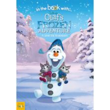 Olaf's Frozen Adventure Personalised Story Book