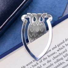 Owl Bookmark in Personalised Gift Box