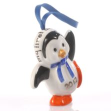My First Christmas Penguin Decoration