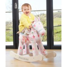 Personalised Florence And Floop Rocking Horse