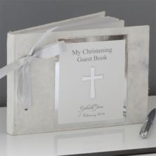 My Christening Day - Personalised Guest Book