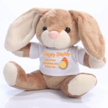 Happy Easter Personalised Bunny Rabbit