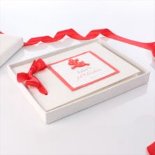 Personalised First Christmas Photo Album