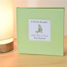 The Peter Rabbit Little Book of Virtue - Personalised Childrens Book
