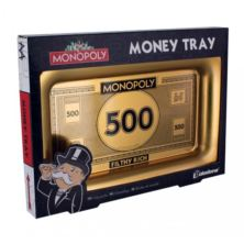 Monopoly Filthy Rich Money Tray
