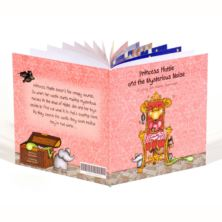 Personalised Children's Book - The Princess and the Mysterious Noise