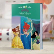 Disney Princess Tales of Bravery Personalised Book
