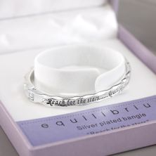 Reach For The Stars Bangle in Personalised Box