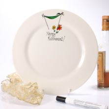 Retirement Signature Plate