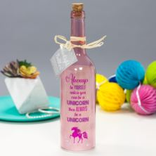 Unicorn Starlight Bottle