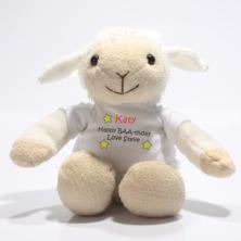 Personalised Little Lamb