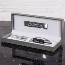 Personalised On Your Graduation Pen And Box Set