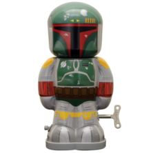 Star Wars Boba Fett Wind Up Toy