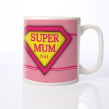 Super Mum Personalised Mug