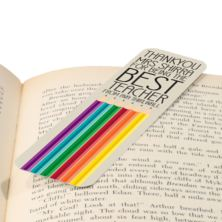 Personalised Best Teacher Pencil Bookmark