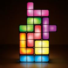 Retro Tetris Light