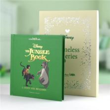 Timeless Jungle Book Personalised Book