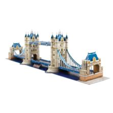 Build-Your-Own Giant 3D Puzzle - Tower Bridge