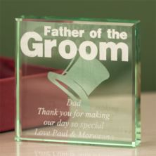 Father of the Groom Keepsake
