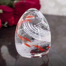 All My Heart Paperweight By Caithness Glass