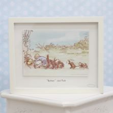 Disney Classic Pooh Heritage Wall Art - Oh Bother