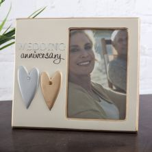 Wedding Anniversary 6x4 Photo Frame