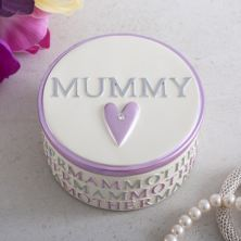 Mummy Trinket Box