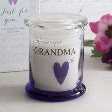 Wonderful Grandma Scented Jar Candle