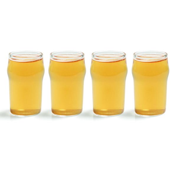 Shot Glass - Mini Pint Set of 4 - Shot Glass Gifts