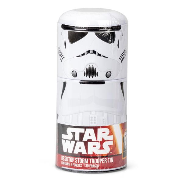 Desktop Stormtrooper Tin - Stormtrooper Gifts