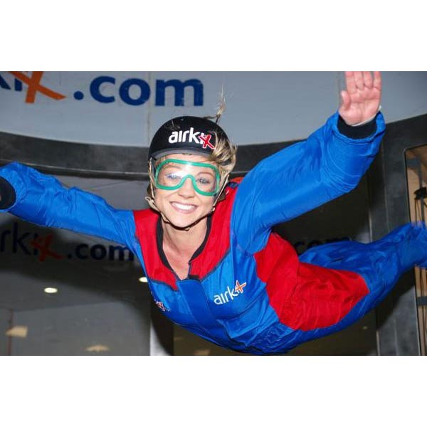 2 For 1 Airkix Indoor Skydiving For Two Special Offer