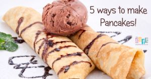 5 ways to make pancakes anytime any place – even at work!