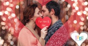 Top 10 Valentine's gifts for Him & Her (Under £35!)