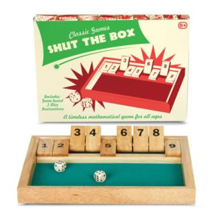 Shut The Box Product Image