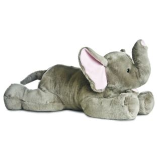 Super Flopsie - Ellie Elephant Soft Toy 27 inch Product Image