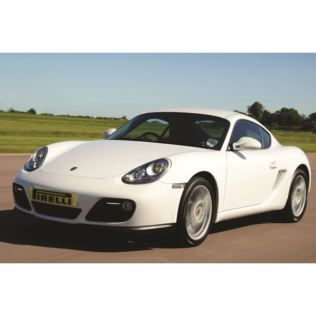 Porsche Cayman Driving Thrill at Thruxton Product Image