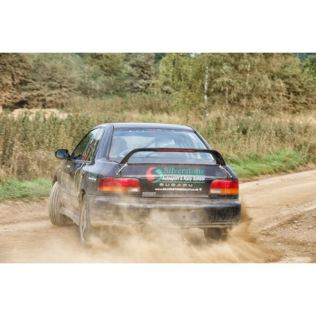Half Day Rally Driving Experience Product Image