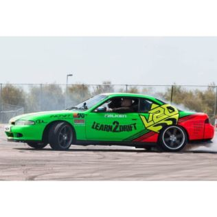 Half Day Drifting Class with 6 Passenger Laps Product Image