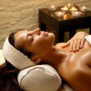 Indulgent Spa Day with up to 55 Minutes of Treatments and More for Two  Product Image