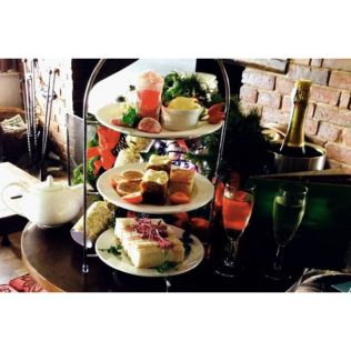 Afternoon Tea for Two at The Mill Hotel Product Image