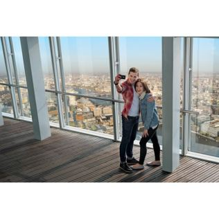 The View from The Shard with 3 Course Michelin Dining and Bubbles for Two Product Image
