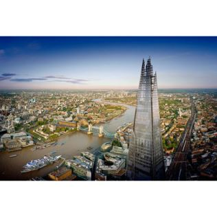 The View from The Shard and Two Course Thames Lunch Cruise for Two Product Image