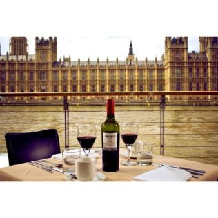 Coca Cola London Eye Tickets and Bateaux Lunch Cruise for Two Product Image