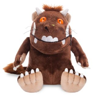 The Gruffalo Sitting Soft Toy 9 inch Product Image