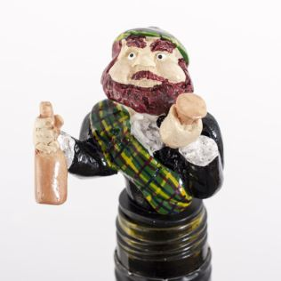 Jimmy Wine Bottle Stopper Product Image