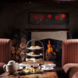 Deluxe Afternoon Tea for Two at Langshott Manor Product Image